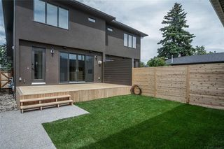 Photo 46: 2411 1 Avenue NW in Calgary: West Hillhurst Semi Detached for sale : MLS®# C4295459