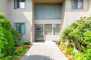 "Photo 1: 102 3391 SPRINGFIELD Drive in Richmond: Steveston North Condo for sale in ""CORAL COURT AT IMPERIAL BY THE SEA"" : MLS®# R2481877"