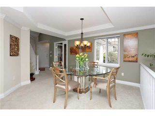 """Photo 3: 6 3405 PLATEAU Boulevard in Coquitlam: Westwood Plateau Townhouse for sale in """"PINNACLE RIDGE"""" : MLS®# V883094"""