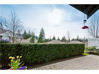 """Photo 9: 6 3405 PLATEAU Boulevard in Coquitlam: Westwood Plateau Townhouse for sale in """"PINNACLE RIDGE"""" : MLS®# V883094"""