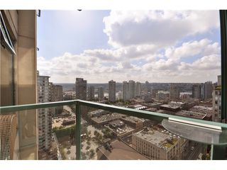 """Photo 5: 2908 939 HOMER Street in Vancouver: Yaletown Condo for sale in """"THE PINNACLE"""" (Vancouver West)  : MLS®# V910443"""