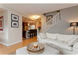 Photo 4: 12 1765 PADDOCK Drive in Coquitlam: Westwood Plateau Townhouse for sale : MLS®# V931772