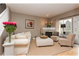 Photo 5: 12 1765 PADDOCK Drive in Coquitlam: Westwood Plateau Townhouse for sale : MLS®# V931772