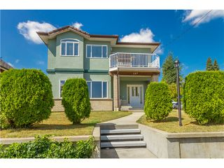 Photo 1: 127 RICHMOND ST in New Westminster: The Heights NW House for sale : MLS®# V1023130