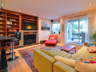 """Photo 8: # 101 1950 E 11TH AV in Vancouver: Grandview VE Condo for sale in """"LAKEVIEW PLACE"""" (Vancouver East)  : MLS®# V1034713"""