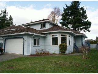 Photo 1: 12464 64TH Avenue in Surrey: Panorama Ridge House for sale : MLS®# F1406639