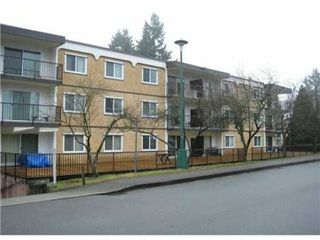 """Photo 1: 204 630 CLARKE Road in Coquitlam: Coquitlam West Condo for sale in """"KING CHARLES COURT"""" : MLS®# V1054989"""
