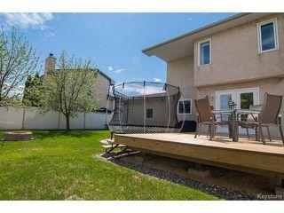 Photo 19: 181 Kildonan Meadow Drive in WINNIPEG: Transcona Residential for sale (North East Winnipeg)  : MLS®# 1412346
