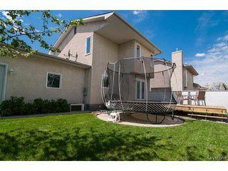 Photo 20: 181 Kildonan Meadow Drive in WINNIPEG: Transcona Residential for sale (North East Winnipeg)  : MLS®# 1412346