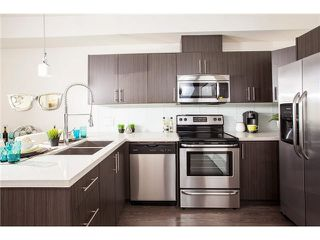 """Photo 4: 103 12070 227TH Street in Maple Ridge: East Central Condo for sale in """"STATION ONE"""" : MLS®# V1094322"""