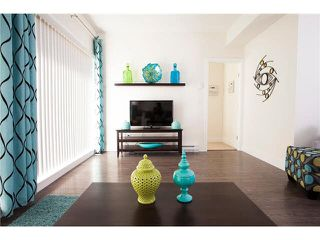 """Photo 7: 103 12070 227TH Street in Maple Ridge: East Central Condo for sale in """"STATION ONE"""" : MLS®# V1094322"""