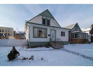 Photo 1: 148 Bannerman Avenue in WINNIPEG: West Kildonan / Garden City Residential for sale (North West Winnipeg)  : MLS®# 1428291