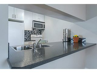 "Photo 6: 201 1508 MARINER Walk in Vancouver: False Creek Condo for sale in ""MARINER'S POINT"" (Vancouver West)  : MLS®# V1105308"