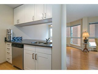 "Photo 5: 201 1508 MARINER Walk in Vancouver: False Creek Condo for sale in ""MARINER'S POINT"" (Vancouver West)  : MLS®# V1105308"
