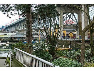 "Photo 15: 201 1508 MARINER Walk in Vancouver: False Creek Condo for sale in ""MARINER'S POINT"" (Vancouver West)  : MLS®# V1105308"