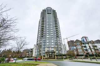 "Photo 1: 1401 5380 OBEN Street in Vancouver: Collingwood VE Condo for sale in ""URBA"" (Vancouver East)  : MLS®# R2032999"