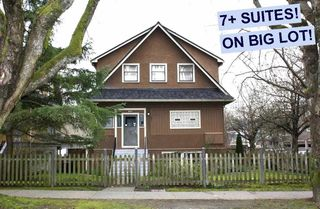Main Photo: 497 E 10TH Avenue in Vancouver: Mount Pleasant VE Home for sale (Vancouver East)  : MLS®# R2040829