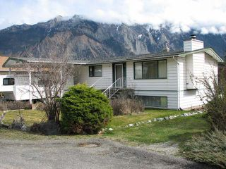 Main Photo: 854 EAGLESON Crescent in : Lillooet House for sale (South West)  : MLS®# 133590