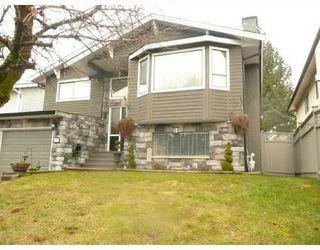 Photo 1: 3253 SAMUELS Court: New Horizons Home for sale ()  : MLS®# V751614