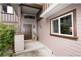 Photo 19: 743 Claudette Crt in VICTORIA: Co Triangle House for sale (Colwood)  : MLS®# 737481