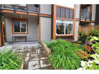 "Photo 3: 109 5000 IMPERIAL Street in Burnaby: Metrotown Condo for sale in ""LUNA"" (Burnaby South)  : MLS®# R2101934"