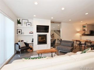 Photo 4: 9 3356 Whittier Ave in VICTORIA: SW Rudd Park Row/Townhouse for sale (Saanich West)  : MLS®# 742950