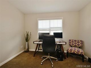 Photo 14: 9 3356 Whittier Ave in VICTORIA: SW Rudd Park Row/Townhouse for sale (Saanich West)  : MLS®# 742950