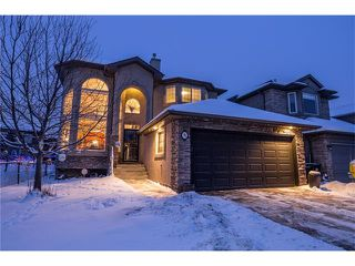 Main Photo: 75 WESTRIDGE Crescent SW in Calgary: West Springs House for sale : MLS®# C4093123