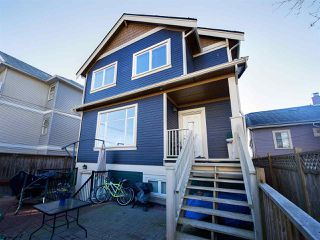 Photo 19: 1609 FRANCES Street in Vancouver: Hastings House 1/2 Duplex for sale (Vancouver East)  : MLS®# R2131404