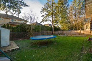 Photo 16: 2741 SUNNYSIDE Street in Abbotsford: Abbotsford West House for sale : MLS®# R2153365