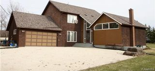 Photo 1: 2 Son Crescent in Rosser: Grosse Isle Residential for sale (R12)  : MLS®# 1709349
