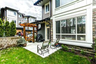 "Photo 19: 31 23986 104 Avenue in Maple Ridge: Albion Townhouse for sale in ""SPENCER BROOK ESTATES"" : MLS®# R2162286"
