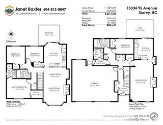 "Photo 20: 15334 95 Avenue in Surrey: Fleetwood Tynehead House for sale in ""BERKSHIRE PARK"" : MLS®# R2162651"