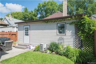 Photo 16: 438 Yale Avenue West in Winnipeg: West Transcona Residential for sale (3L)  : MLS®# 1717748