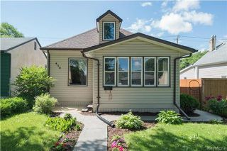 Photo 1: 438 Yale Avenue West in Winnipeg: West Transcona Residential for sale (3L)  : MLS®# 1717748