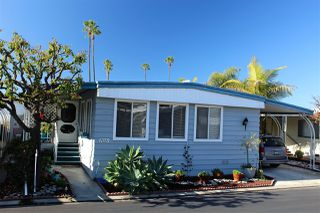 Photo 1: CARLSBAD WEST Manufactured Home for sale : 2 bedrooms : 7021 San Bartolo #40 in Carlsbad