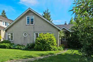 Photo 1: 4026 W 38TH Avenue in Vancouver: Dunbar House for sale (Vancouver West)  : MLS®# R2202469