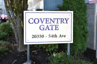 "Photo 1: 207 20350 54 Avenue in Langley: Langley City Condo for sale in ""Coventry Gate"" : MLS®# R2205641"