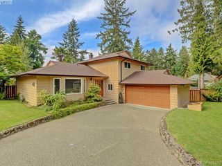 Photo 1: 1005 Win Way in BRENTWOOD BAY: CS Brentwood Bay Single Family Detached for sale (Central Saanich)  : MLS®# 383170