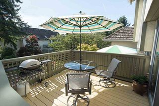 "Photo 8: 2 1511 MAHON Avenue in North Vancouver: Central Lonsdale Townhouse for sale in ""Heritage Court"" : MLS®# R2206665"