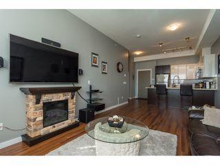 """Photo 5: 411 14960 102A Avenue in Surrey: Guildford Condo for sale in """"MAX"""" (North Surrey)  : MLS®# R2208496"""