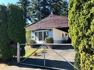 Photo 1: 2136 EBERT ROAD in CAMPBELL RIVER: CR Campbell River North Manufactured Home for sale (Campbell River)  : MLS®# 771428