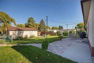 Photo 17: 155 Fernwood Avenue in Winnipeg: Residential for sale (2D)  : MLS®# 1726071