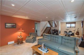 Photo 12: 239 Tufnell Drive in Winnipeg: River Park South Residential for sale (2F)  : MLS®# 1729741
