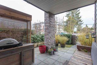 "Photo 20: 101 12075 EDGE Street in Maple Ridge: East Central Condo for sale in ""EDGE ON EDGE"" : MLS®# R2232453"