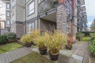 "Photo 17: 101 12075 EDGE Street in Maple Ridge: East Central Condo for sale in ""EDGE ON EDGE"" : MLS®# R2232453"