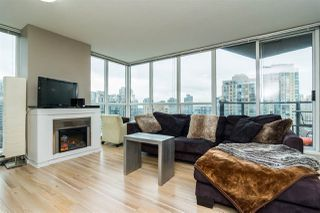 "Photo 1: 1504 1199 SEYMOUR Street in Vancouver: Downtown VW Condo for sale in ""BRAVA"" (Vancouver West)  : MLS®# R2236116"