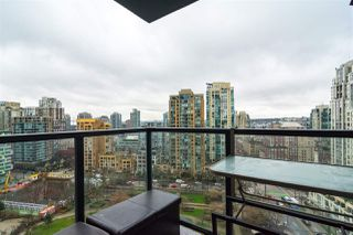 "Photo 11: 1504 1199 SEYMOUR Street in Vancouver: Downtown VW Condo for sale in ""BRAVA"" (Vancouver West)  : MLS®# R2236116"