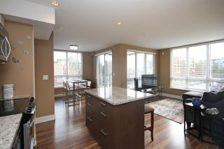 "Photo 2: 218 55 EIGHTH Avenue in New Westminster: GlenBrooke North Condo for sale in ""EIGHT WEST"" : MLS®# R2239084"