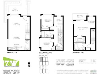 """Photo 20: 1002 E 7TH Avenue in Vancouver: Mount Pleasant VE Townhouse for sale in """"7 & W"""" (Vancouver East)  : MLS®# R2239362"""